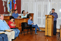 LokalnaHrvatska.hr Cres Odrzana 13. sjednica Gradskog vijeca