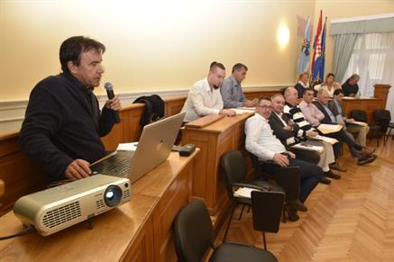 Održana 24. sjednica Gradskog vijeća